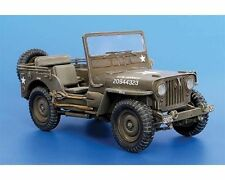 PLUS MODEL CONVERSION SET FOR US M38 JEEP WWII Scala 1:35 Cod.PL242
