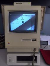 LAST CHANCE  Apple Macintosh 128k M0001 - (Upgraded 2MB) PLUS Ext. CMS 80MB HD