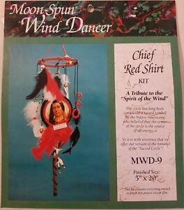 Chief T-Shirt Moon-Spun Vent Danseuse Southwestern Kit Artisanat