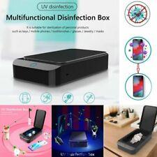 X2 Esterilizador Uv de teléfono de múltiples funciones Caja Caja desinfección