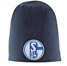 FC Schalke 04 Fanartikel Wende Mütze mit Logo marine königsblau Cap günstig neu