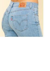 Womens Levis 518 Boot Cut size 7M~NEW~~L@@K!!!!!