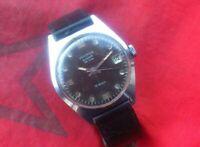 Vintage Watch POLJOT Sekonda De Luxe Autodate Automatic Mechanical Watch,USSR