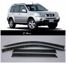 For Nissan X-Trail T30 2001-2007 Side Window Visors Sun Guard Vent Deflectors