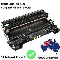 Compatible Generic Drum UNIT DR 3425 Brother HL5100DN HL5200DW HL6200DW MFCL6900