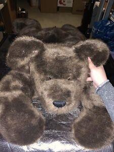 "Vintage Boyds Bears J. J. RUGSLEY GIANT Dog 40"" Inches Long Stuffed Animal RARE"