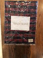 Traditions By Pamela Kline Signature Collection Pillow Sham Mac Thomas Plaid eur