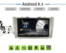 Android 8.1 Car Radio DVD GPS navigation For Toyota Camry 2007 2009 2010 2011