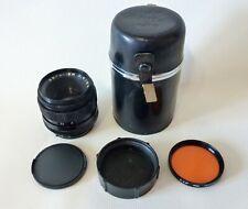 Vega-12V 2,8/90mm Lens Medium format For Kiev-88 Salut Hasselblad MADE IN USSR