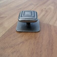 Möbelgriff antik Möbelgriffe Schubladengriff alt Silber