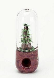 """Chandelier Tree"" Hand Pipe - Handblown Glass Art by Empire Glassworks!"