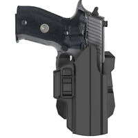 IPSC Holster For Glock 17 19 19X 45 Springfield XD S&W M&P Compact 9mm Sig P320