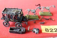 Juegos taller Warhammer No muertos Condes Vampiro pintado de negro el entrenador de metal fuera de imprenta