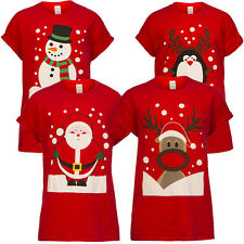 mens womens adults unisex novelty christmas xmas t shirt top tee festive gift uk
