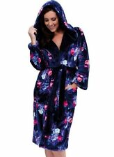Polyester Gowns Floral Sleepwear for Women