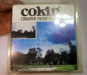 Cokin 123F Gradual Blue B2 Full (A123F) A series Filter Graduated square France
