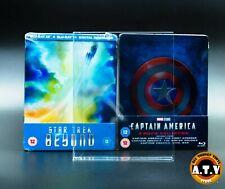 ATV2 Blu-ray Steelbook Protective Slipcovers / Sleeves / Protectors (Pack of 10)