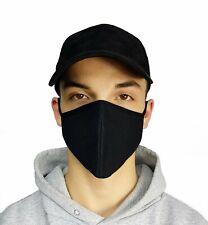 Maska ochronna Streetwear smog pył itp czarna