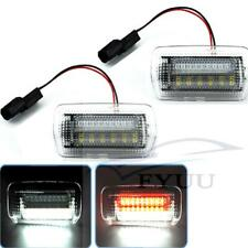 21-SMD White Red Car LED Door Courtesy Light For Toyota Camry Tundra Lexus GS