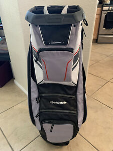 2015 TaylorMade San Clemente 10-Way Cart Golf Bag