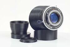 Feinmess Dresden Bonotar red V 1:4.5/105mm for M42   Vintage lens