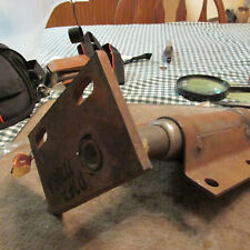 NOS 1977 1978 FORD PINTO DRIVERS SIDE REAR BUMPER ARM BRACKET NEW OLD STOCK NOS