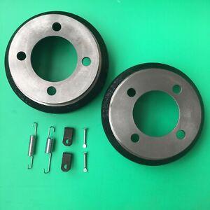 Club Car DS Brake Drums and brake springs repair kit 1981-94 , 1011137