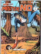 ¤ MISTER NO n°103 ¤ 1984 MON JOURNAL