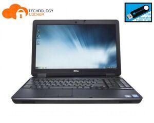 """Dell Latitude E6430 14"""" Laptop i7-3740QM @2.70GHz 8GB RAM 256GB SSD Win 10 Pro"""