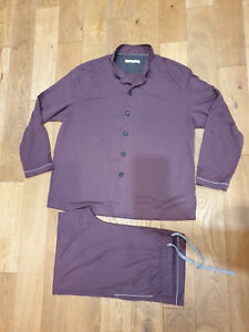 Cathay Pacific By PYE Men's Pyjamat Set Size L
