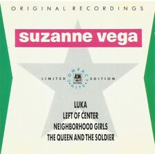 Suzanne Vega - Compact Hits limited edition CD from 1988