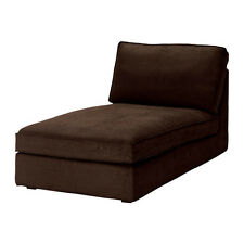 New Ikea Kivik Chaise Lounge COVER SET ONLY in Tullinge Dark Brown