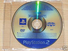 BLOODRAYNE PS2 FULL SUPER RARE SONY PROMO new PAL PLAYSTATION 2 !