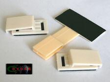 Sistema De Tinta CISS 1x T Bar inktube titular, 2x Tubo Clip Para Epson, HP, Canon, Brother