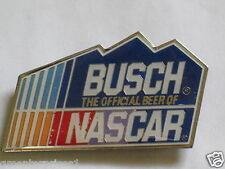 Busch Official King Of Beer Nascar Racing Pin , (**)