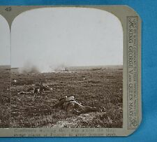WW1 Stereoview Shell Swept Plains Of Picardie Somme Push Realistic Travels
