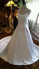 NEW ♡ #2   BELLA BRIDE BY MERRY MAX WEDDING DRESS ♡ LONG TRAIN ♡ SIZE 12