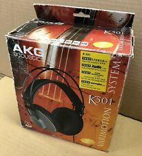 AKG K501 Headphones with Box - FREE CANADIAN SHIPPING!