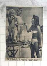1950 Little Nelly Rayon Emile, Heritage, With Nicole Mazaud