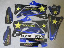 FX TEAM  ROCKSTAR GRAPHICS YAMAHA YZ250F YZ450F  YZF250 YZF450  2006 2007