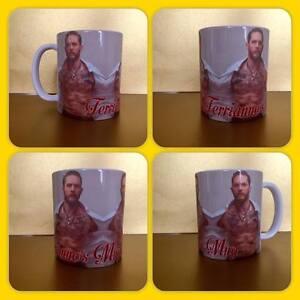 personalised mug cup tom hardy hunk topless gift peaky blinders legend hardy :)