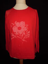 T-shirt Kenzo Rouge Taille 16 ans  à  -68%*