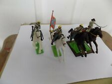 Britains Detail CSA Cavalry at the charge(4)