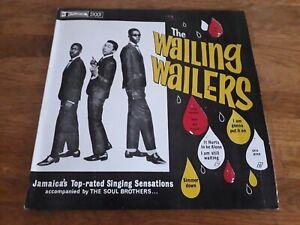 Wailing Wailers , Studio 1 Label