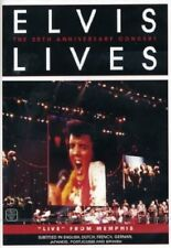 Elvis Lives The 25th Anniversary Concert (Elvis Presley) Region 4 New DVD