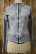 Patagonia Cloud Stack Hoodie Blushed Heathered Fleece Women's Small Lupine Blue