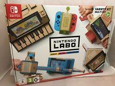 Nintendo Labo Toy-Con 1 Multi-Set (Nintendo Switch, 2018) - NEU - OVP