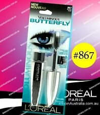 LOreal Voluminous Butterfly Mascara -- 867 Black --