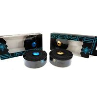 Supacaz Super Sticky Kush Galaxy Bike Bar tape Black Blue Gold White
