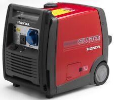 Gruppo elettrogeno generatore di corrente Honda EU30i HANDY 3 KW supersilenziato